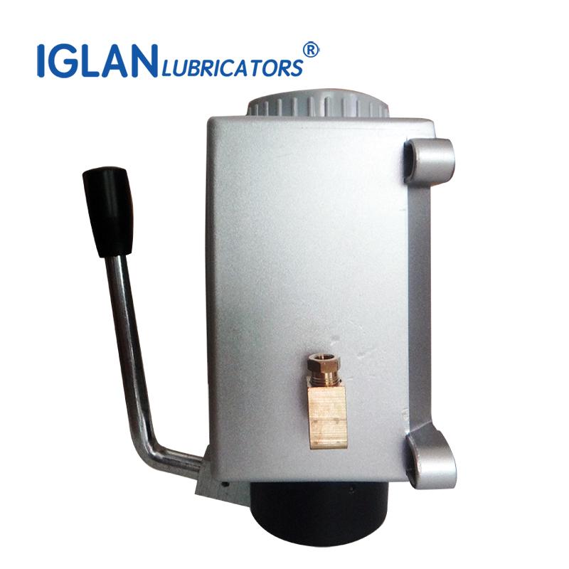 LA-lubrication pump B