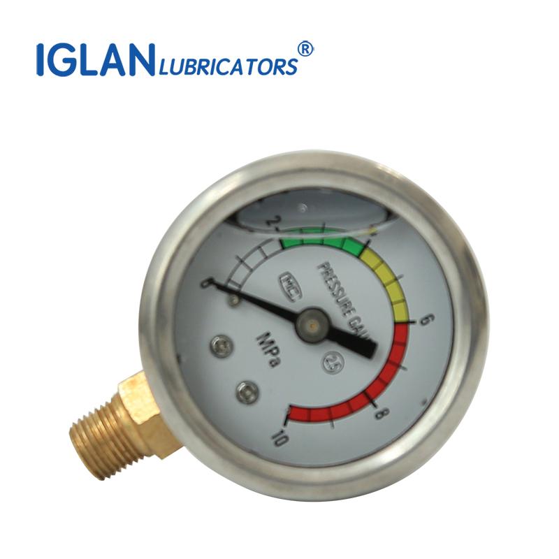 Aadial Pressure Gauge F
