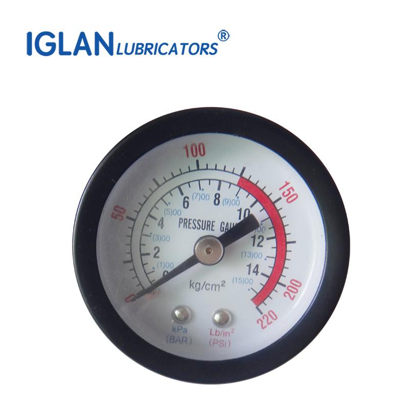 Axial Pressure Gauge E
