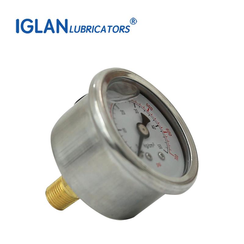Axial Pressure Gauge F